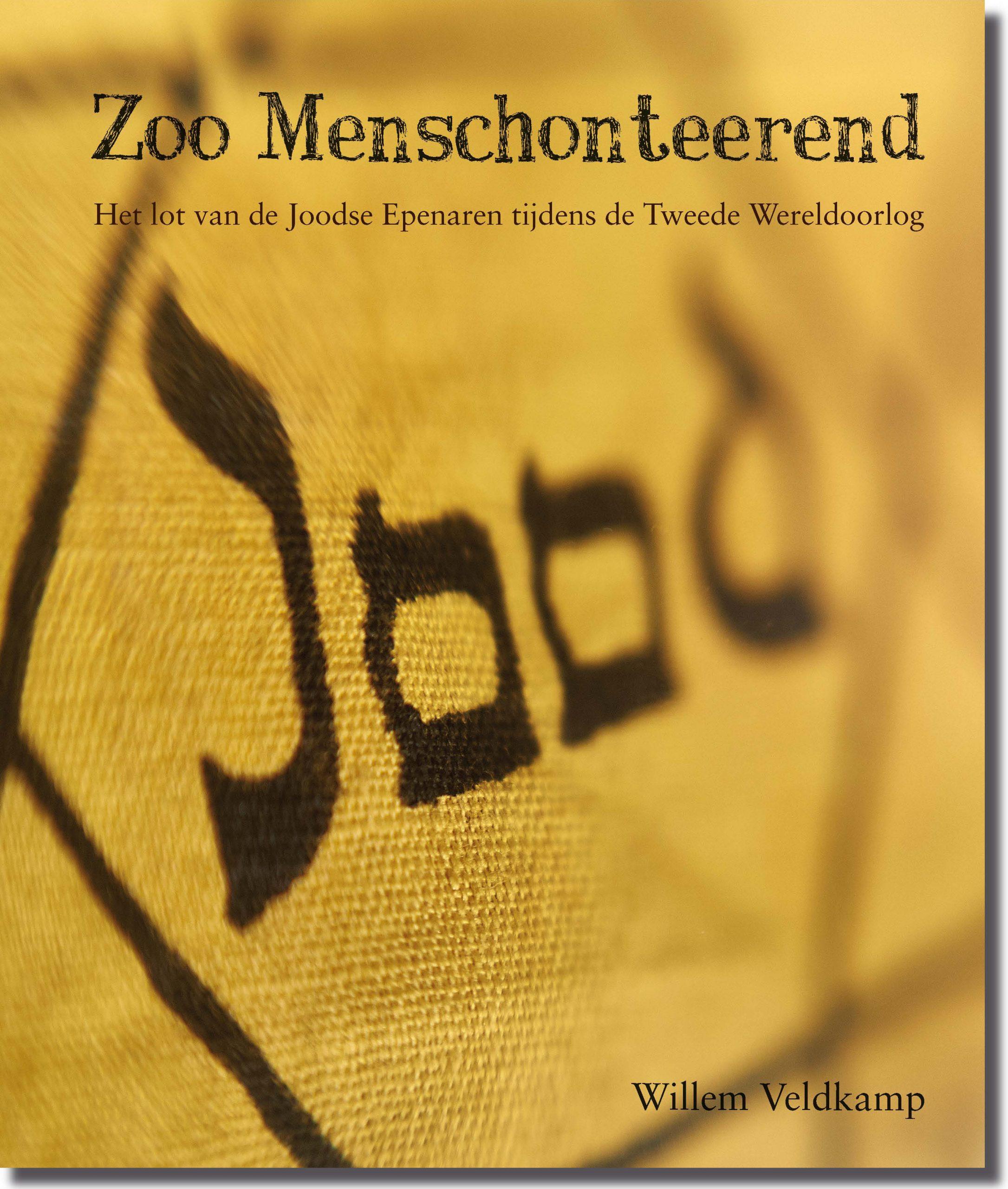 Boek over de Joodse Epenaren tijdens de Tweede Wereldoorlog